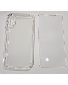 เคส + ฟิล์มสำหรับ iPhone รุ่น CAS-TK100-IPX61-01
