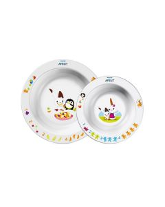 ชุดถ้วยใส่อาหาร (2 ชิ้น) รุ่น SCF708_00