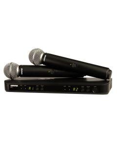 Shure Wireless Microphone BLX288A/SM58