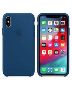 เคสสำหรับ iPhone XS (Blue)