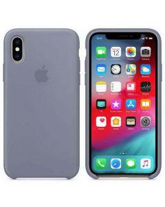 เคสสำหรับ iPhone XS (Lavender Grey)