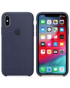 เคสสำหรับ iPhone XS (Midnight Blue)