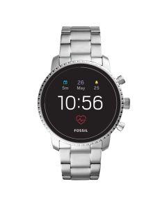 Fossil Smart Watch (45mm., Silver) Gen4-Q Explorist HR