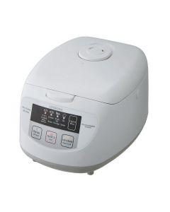 หม้อหุงข้าว (540 วัตต์, 1 ลิตร, สีขาว) รุ่น RZ-ZH10 W