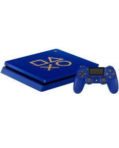 เครื่องเล่นเกมคอนโซล PS4 Days Of Play Limited Edition (500GB) รุ่น CUH-2106A BZN