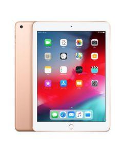 "iPad Wi-Fi + Cellular  (9.7"", 128GB, Gold)"